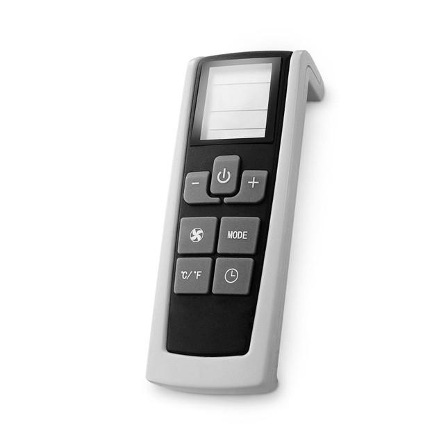 De'Longhi Pinguino 500 Sq. Ft. Portable Air Conditioner with Heat, Black