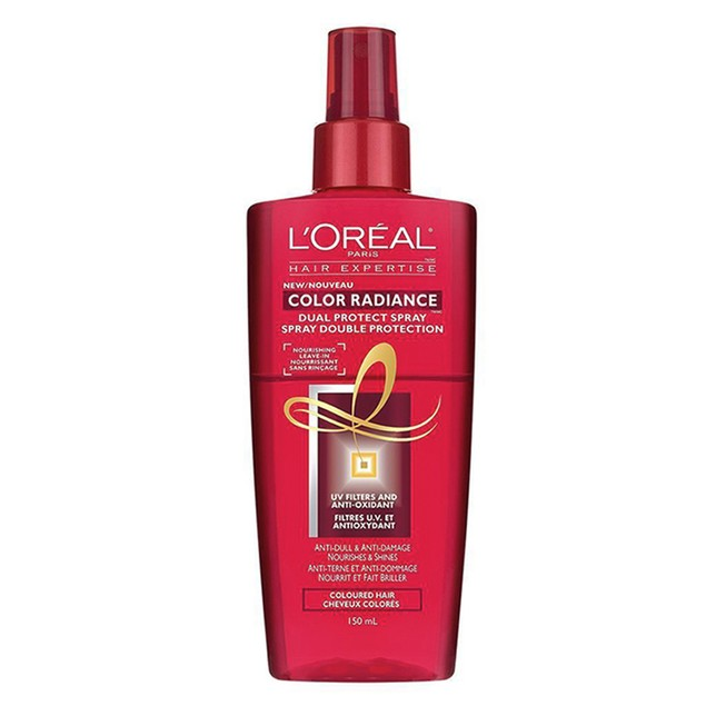 L'Oreal Paris Hair Expertise Color Radiance Dual Protect Spray, for Colour