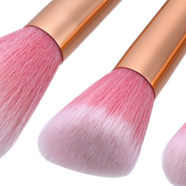 8Pcs Blending Pencil Foundation Makeup Brushes Eyeliner Brush 179