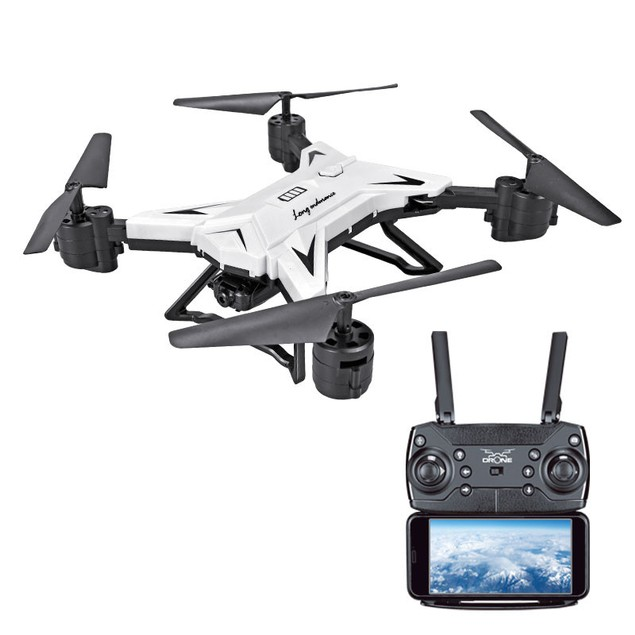 Foldable WIFI FPV RC Quadcopter Drone with 1080P 5.0MP Camera Selfie Drone
