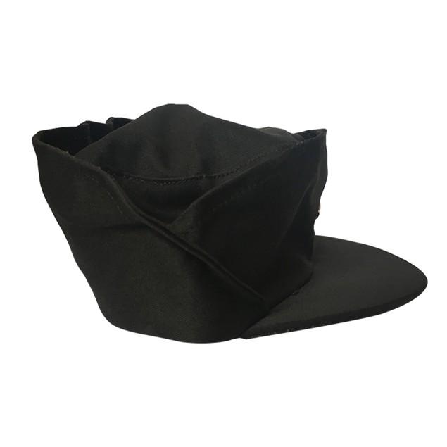 Imperial Officer Star Wars Black Cap Movies Hat Wear Mens Costume Cosplay