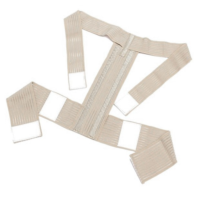 Unisex Posture Corrector Body Back Brace Support Shoulder Band Belt