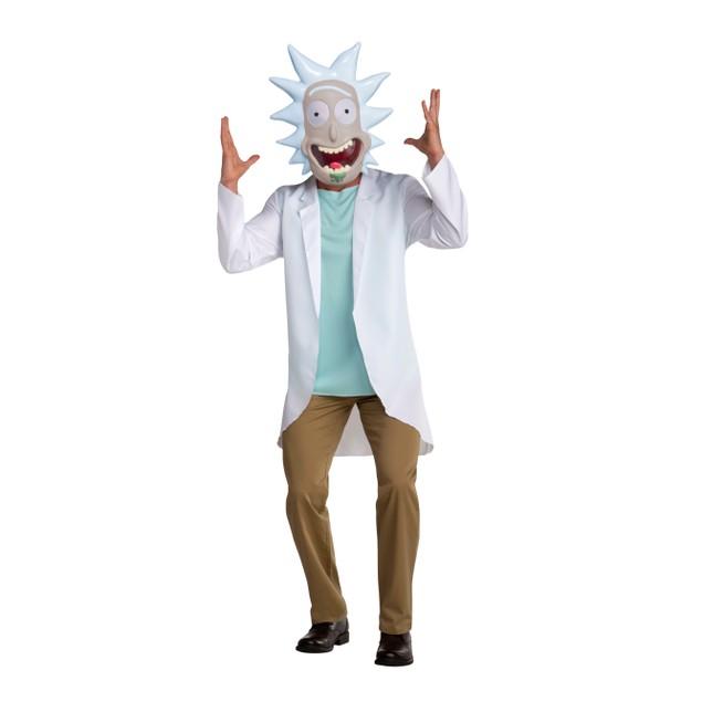Rick Sanchez Rick And Morty Adult Costume