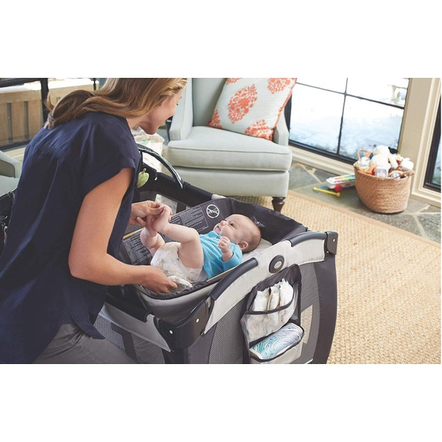 Graco Pack 'n Play Playard with Reversible Napper and Diaper Changer