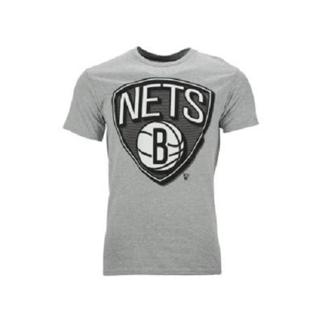 """Brooklyn Nets NBA UNK """"Tonal"""" Logo Tee"""