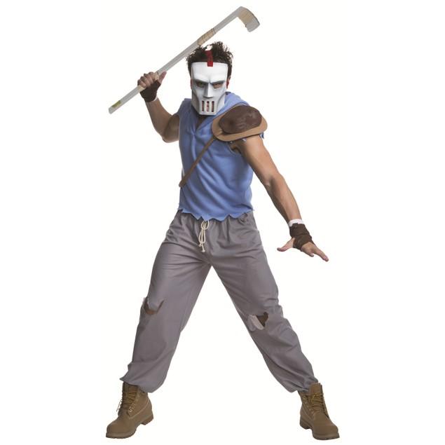 Casey Jones Adult Costume Teenage Mutant Ninja Turtles Mens 90's Movie TMNT