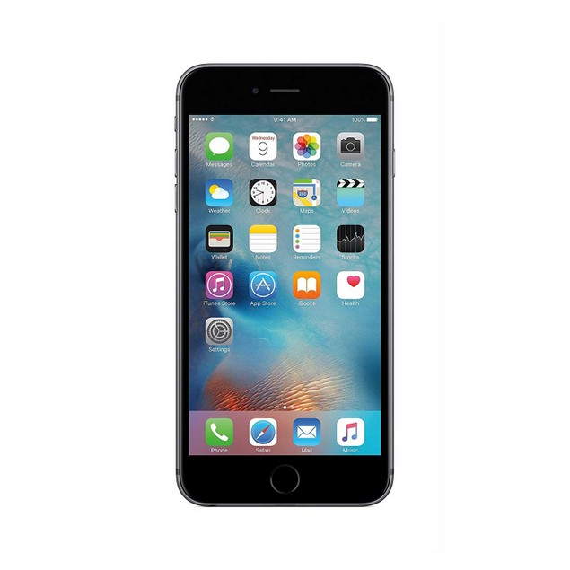 New Apple iPhone 6S Plus 32GB A1634 Unlocked Smartphone - Space Grey
