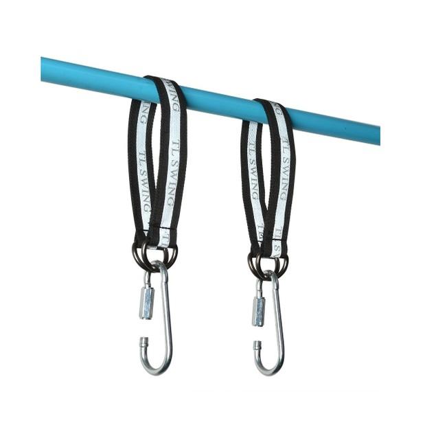 1 Pair Quick Link Snap Hook Screw Lock Clip  ( 37.4 mm, 93 mm, 15.4 mm)