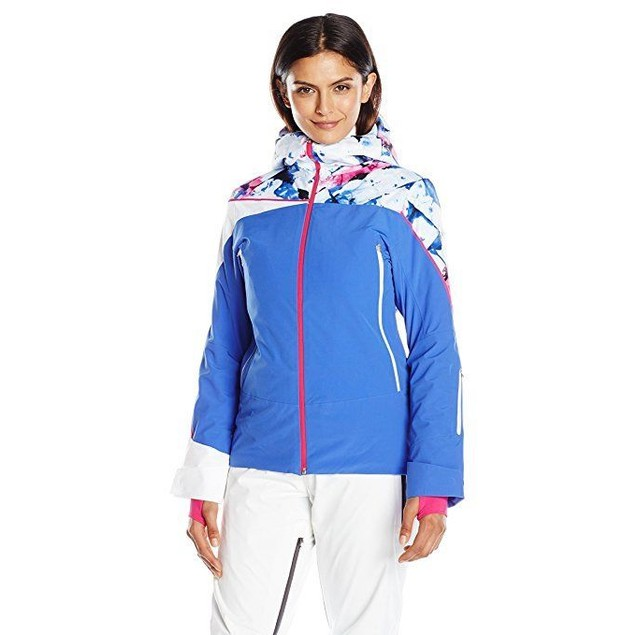 Spyder Women's Syncere Jacket, Size 6,