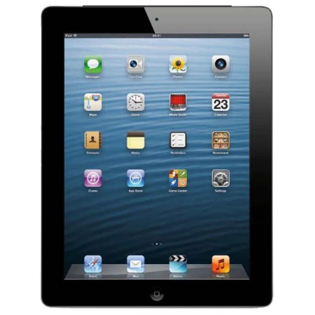 Apple iPad 3 16GB Bundle (Tempered Glass, Charger, Case)