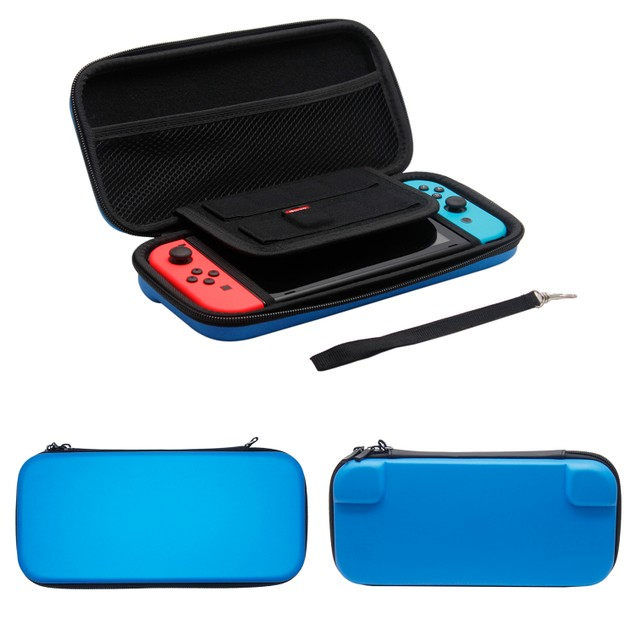 Nintendo Switch Case Hard Shell Travel Carrying Protective Storage Bag