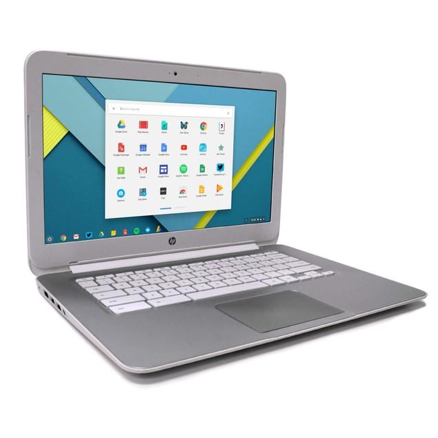 """HP 14"""" F7W49UA Chromebook (4GB RAM, 16GB SSD)"""