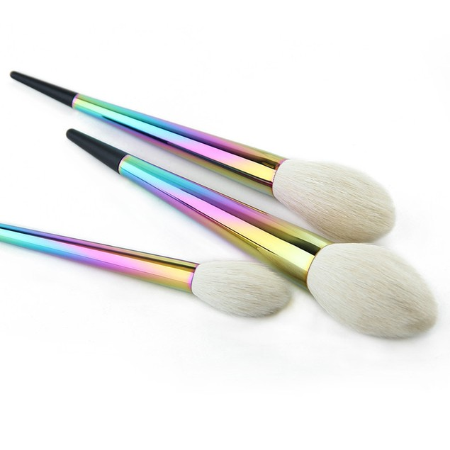 3PCS  Make Up Foundation  Blush Cosmetic Concealer Brushes 16
