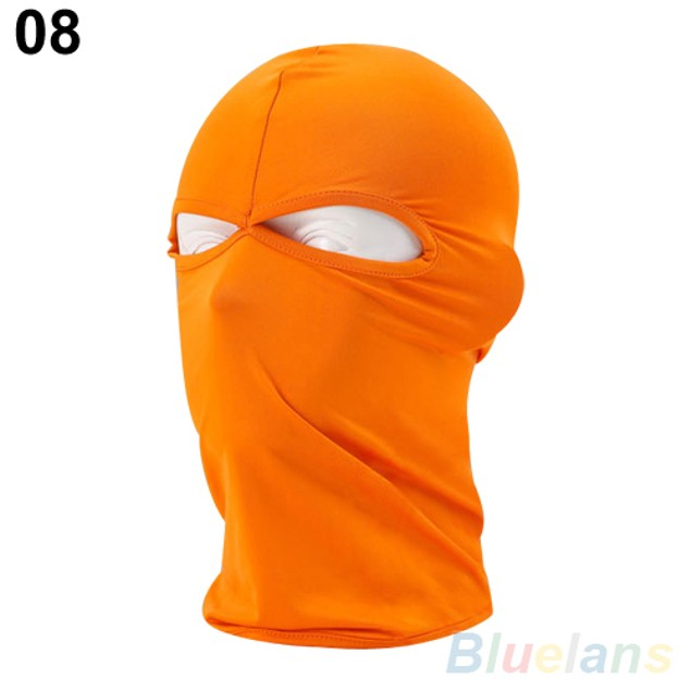 Unisex Outdoor Motorcycle Full Face Mask