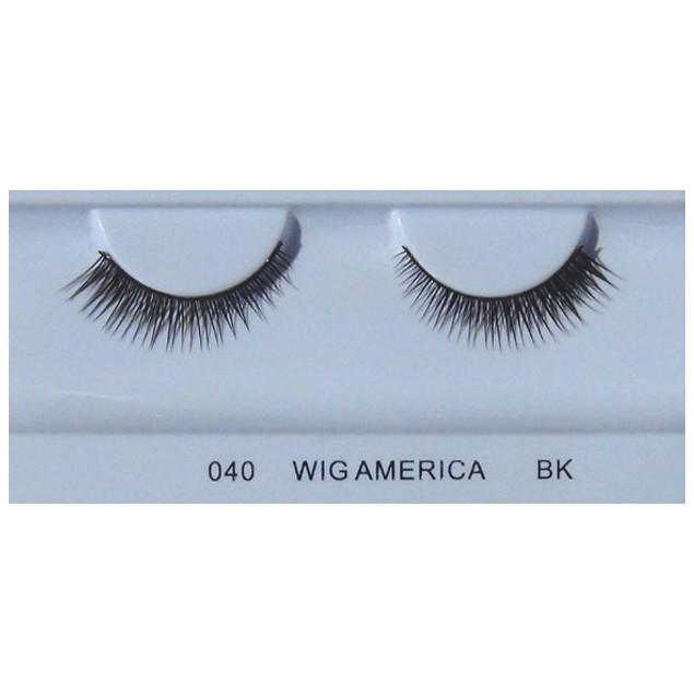 Wig America Premium False Eyelashes wig538, 5 Pairs