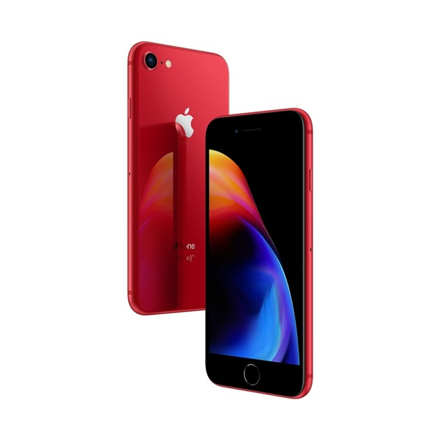 Apple iPhone 8 64GB 4G LTE AT&T iOS,Red (Refurbished)