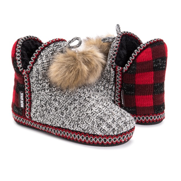 MUK LUKS ® Women's Amira Slippers - 4 Colors