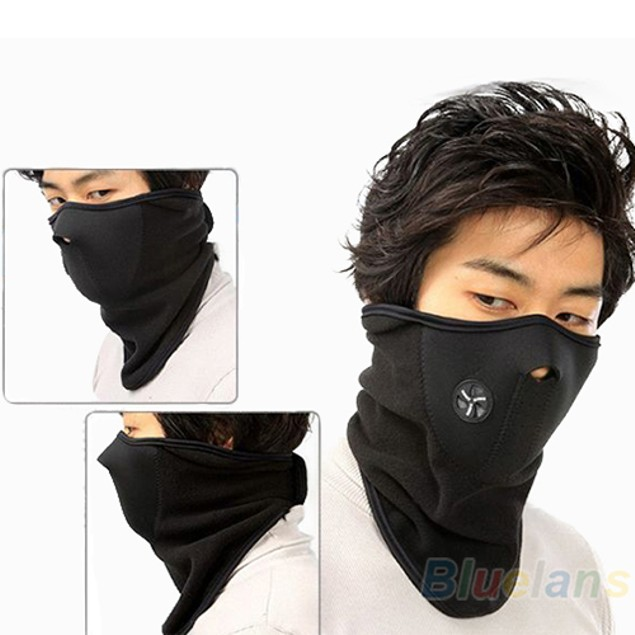 Unisex Ski Snowboard Motorcycle Bicycle Winter Sport Face Mask Neck Warmer