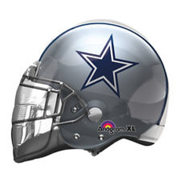 Dallas Cowboys Helmet XL Balloon