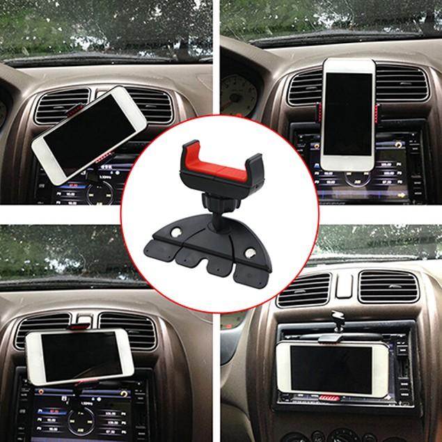Universal CD Slot Car Mount Holder Stand