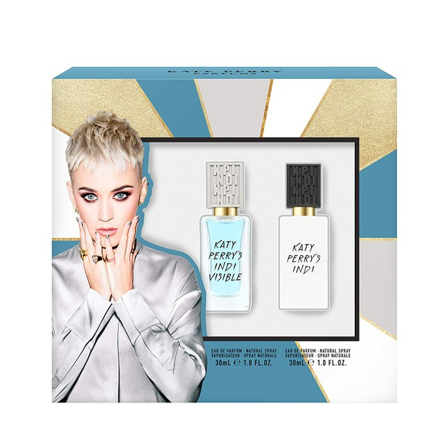 Beauty & Fragrance 5-Piece Gift Set Katy Perry Perfume Doucce Eye Liner