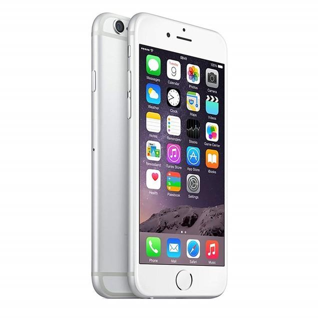 Apple iPhone 6 64GB 4G LTE/CDMA Verizon iOS, Silver (Refurbished)