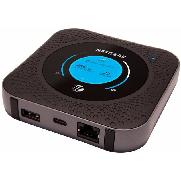 Netgear Nighthawk M1 MR1100 Mobile Hotspot WiFi Router (AT&T Unlocked)