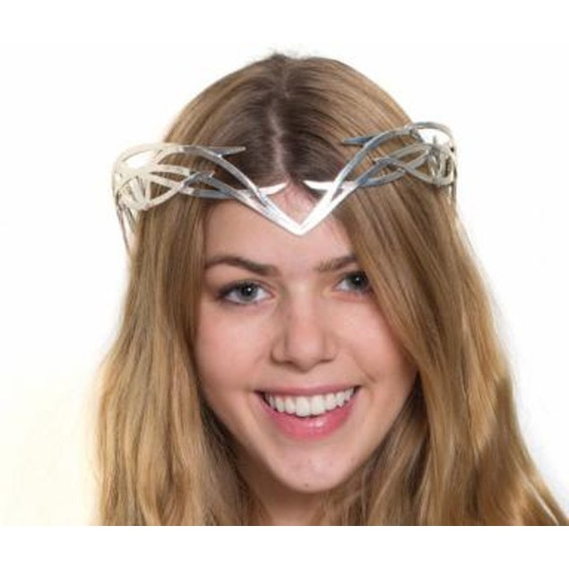 Halfling Crown Galadriel Lord of the Rings Princess Middle-Earth Medieval