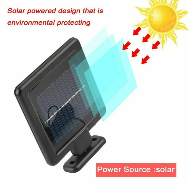 2-Pack Outdoor Nation Solar Powered 22-LED Motion Security Floodlight