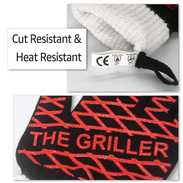 Evridwear The Griller BBQ Gloves