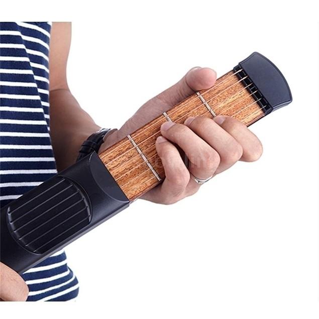 Portable And Flexible Pocket Guitar