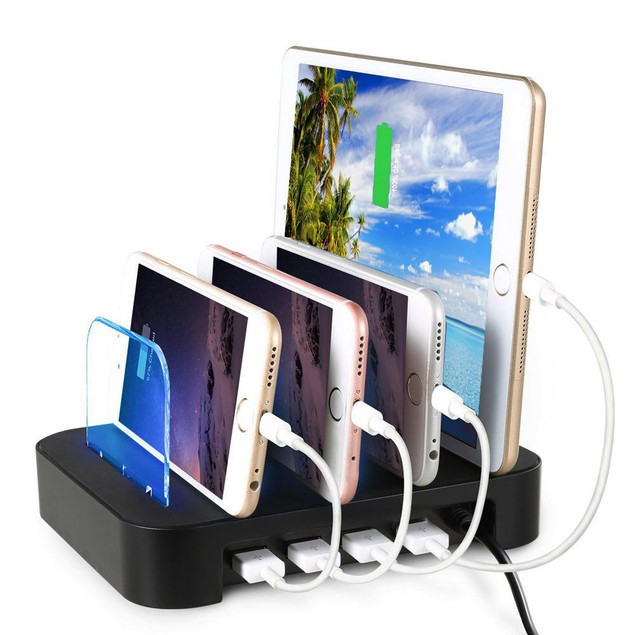 4 Port Charger Adapter