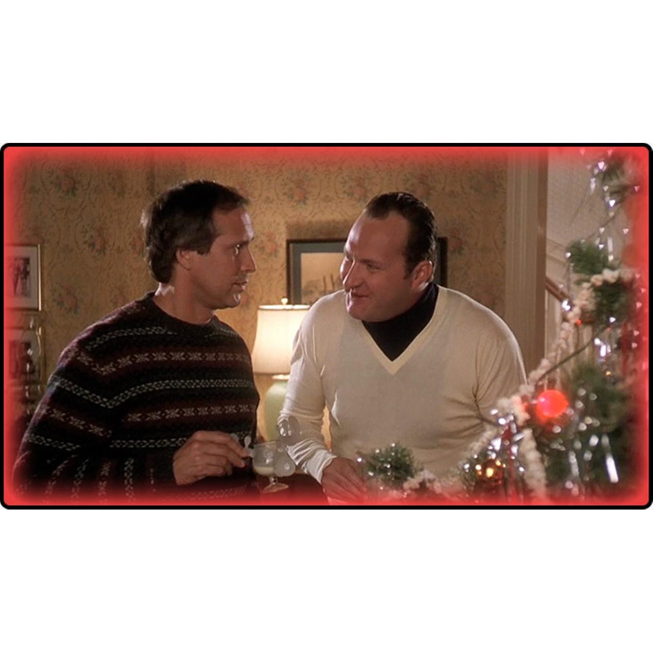 cousin eddies christmas vacation dickie cotton turtleneck griswold dickie - Cousin Eddie Christmas Decoration