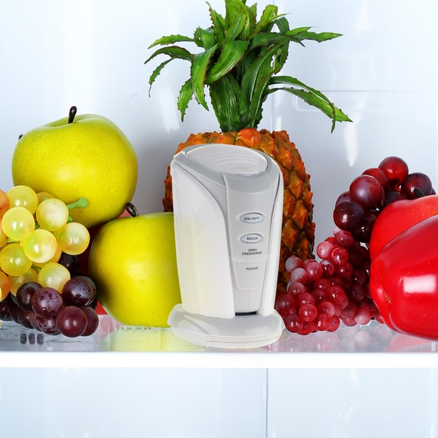 Chef Buddy Ionic Refrigerator Freshener - Keeps Food Fresher Longer