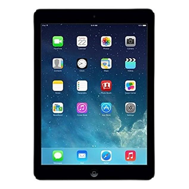 Apple iPad Mini 3 with Retina MGGQ2LL/A (64GB WiFi Black) - Grade B