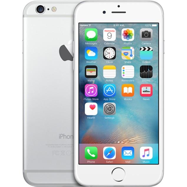 Apple iPhone 6 64GB 4G LTE/CDMA Verizon iOS Unlocked, Silver (Refurbished)