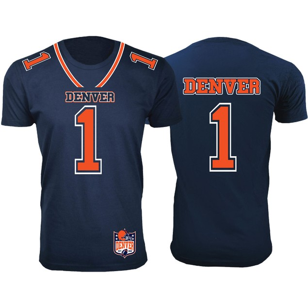 Men's Football Team Jersey T-Shirts