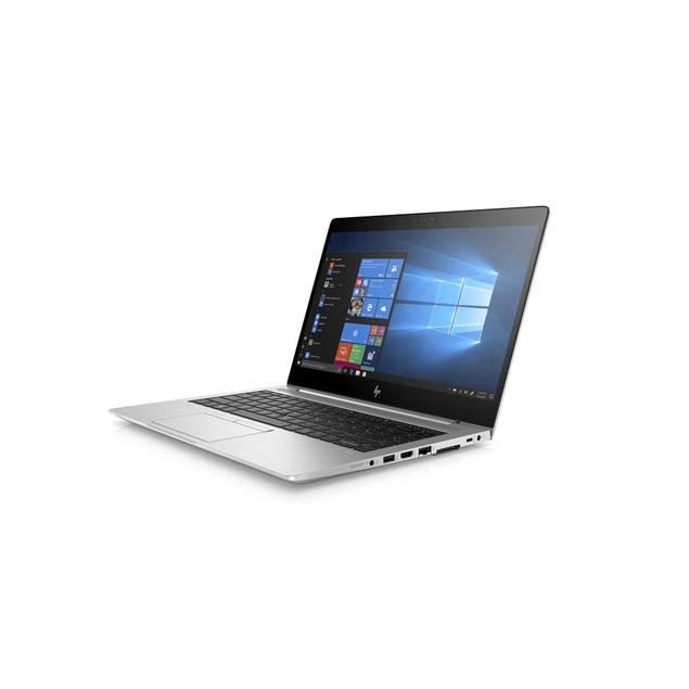 """HP EliteBook 745 G5 AMD Ryzen 7 2700U 8GB 2.5TB SSD 14"""" Win10,Silver"""
