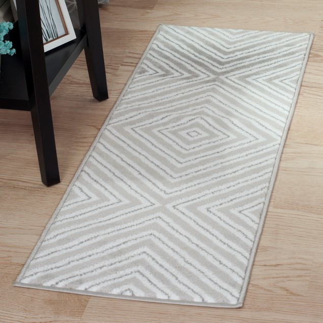 Lavish Home Kaleidoscope Area Rug