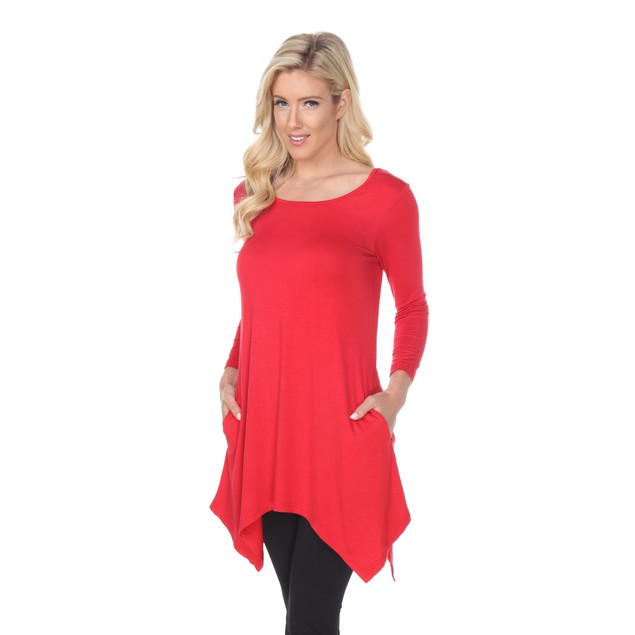 Makayla Tunic Top - 11 Colors - Extended Styles