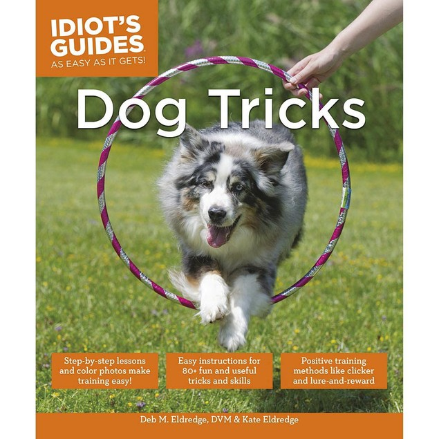 Idiots Guide to Dog Tricks, Dog Training by DK Publishing