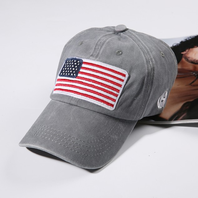 USA Flag Hat