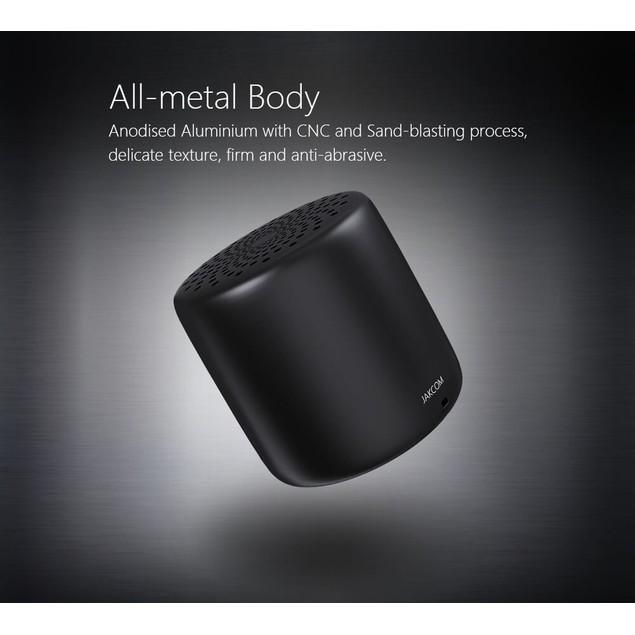 Jakcom CS2 mini portable bluetooth music speakers black