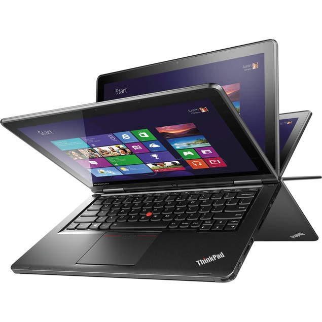 Lenovo ThinkPad S1 Yoga i7-4600U 2.10Ghz 8GB RAM 256GB SSD Win 10 Pro
