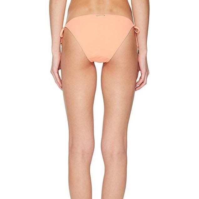 Stella McCartney Women's Timeless Basics Tie Side Bikini Bottom SZ L