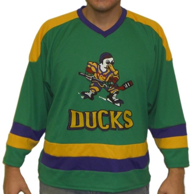 Dean Portman #21 Ducks Hockey Jersey