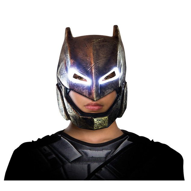Adult Batman Armored Light Up Mask