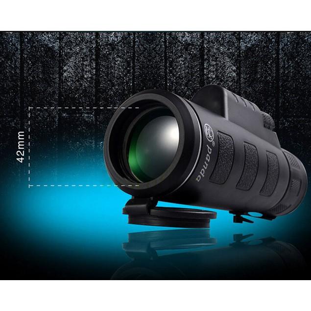 Super High Power 40X60 HD OPTICS BAK4 Monocular Telescope