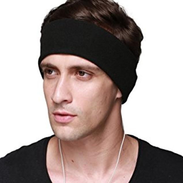 Headphone Headband From Sports To Sleep