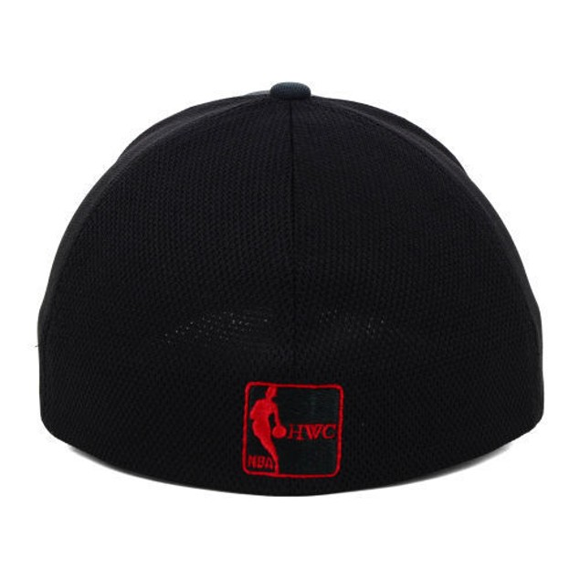 """Miami Heat NBA 47' Brand """"Winship Contender"""" Stretch Fitted Hat"""